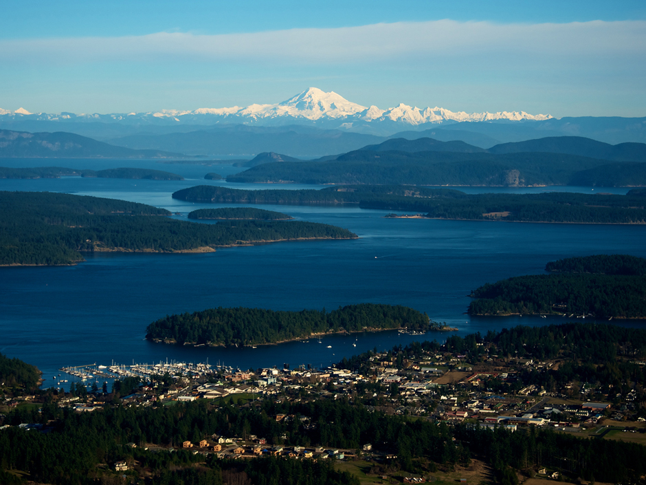 Aeronautical Services, Inc. UPS package shipping and delivery service for the San Juan Islands